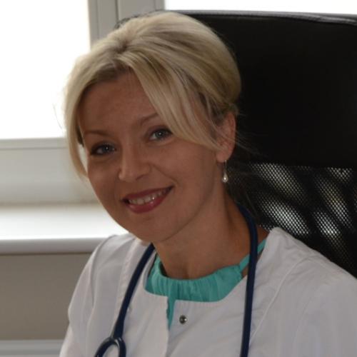 Doktor n. med. Lidia Chmielewska-Michalak